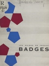 Guides de France et Claire Lesur - Les Guides de France : badges.