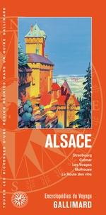 Guides Gallimard - Alsace.