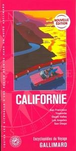Guides Gallimard - Californie - San Francisco, Yosemite, Death Valley, Los Angeles, San Diego.
