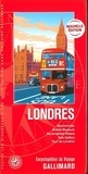Guides Gallimard - Londres - Westminster, British Museum, Buckingham Palace, Tate Gallery, Tour de Londres.