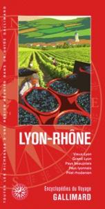 Guides Gallimard - Lyon Rhône.