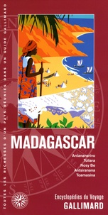 Guides Gallimard - Madagascar.