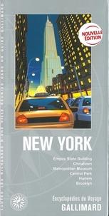 Guides Gallimard - New York.