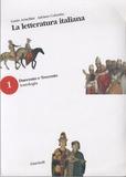 Guido Armellini et Adriano Colombo - La letteratura italiana - Duecento e Trecento ; Quattrocento e Cinquecento ; Guida storica dal Duecento al Cinquecento.