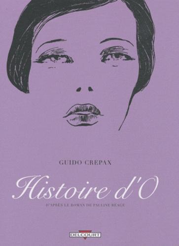 Guido Crepax - Histoire d'O.