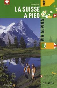 Guido Gisler - La Suisse à pied - Tome 1, Via Alpina.