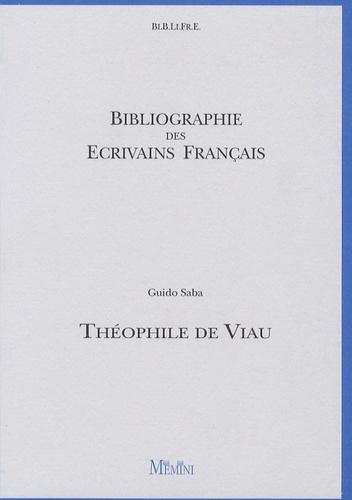 Guido Saba - Théophile de Viau.