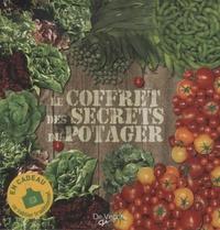 Guido Sirtori et Enrica Boffelli - Le coffret des secrets du potager - Coffret 3 volumes : La tomate ; Les salades vertes ; Haricots et petits pois.
