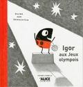 Guido Van Genechten - Igor aux Jeux olympois.