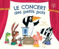 Guido Van Genechten - Le concert des petits pots.