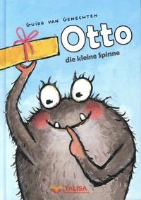 Guido Van Genechten - Otto, die kleine Spinne.