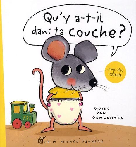 Guido Van Genechten - Qu'y a-t-il dans ta couche ?.