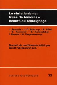 Guido Vergauwen et  Collectif - .