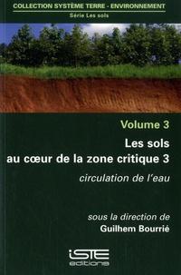 Deedr.fr Les sols au coeur de la zone critique - Volume 3, Circulation de l'eau Image