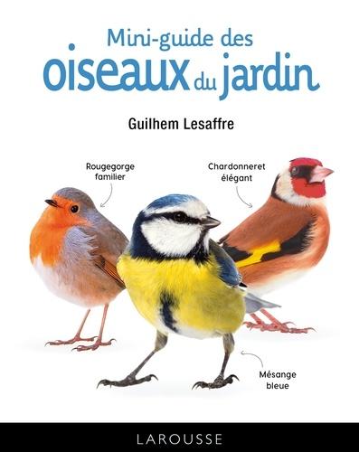 mini-guide des oiseaux du jardin