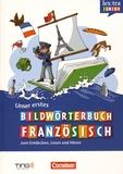 Guilhem Loustalot-Forest et Rebecca Syme - Unser erstes Bildwörterbuch Französisch - Zum Entdecken, Lesen und Hören.