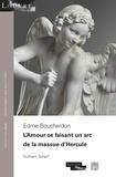 Guilhem Scherd - Edmé Bouchardon - L'Amour se faisant un arc de la massue d'Hercule.