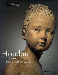 Guilhem Scherf - Houdon 1741-1828 - Statues, portraits sculptés....