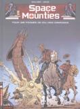 Guilhem et Pierre Veys - Space Mounties Tome 3 : Pour une poignée de Dollars canadiens.