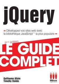 JQuery - Guillaume Allain |