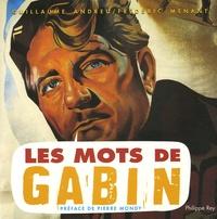 Guillaume Andreu et Frédéric Menant - Les mots de Gabin.