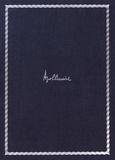 Guillaume Apollinaire - Alcools - Manuscrit.