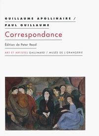 Guillaume Apollinaire et Paul Guillaume - Correspondance - 1913-1918.