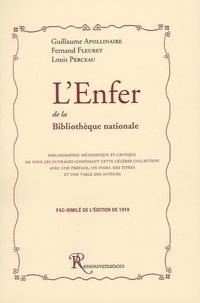 Guillaume Apollinaire et Fernand Fleuret - L'Enfer de la Bibliothèque nationale.