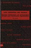 Guillaume Apollinaire et Jean Cérusse - Les soirées de Paris - Revue littéraire et artistique dirigée par Guillaume Apollinaire.