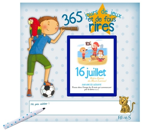 Guillaume Arnaud - 365 jours de jeux et de fous rires.