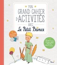 Feriasdhiver.fr Mon grand cahier d'activités avec le Petit Prince - Avec 25 feuilles d'origamis Image
