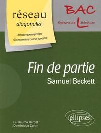 Guillaume Bardet et Dominique Caron - Fin de partie, Samuel Beckett.