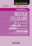 Guillaume Barthole et Jean-Claude Callen - L'essentiel de biologie cellulaire.