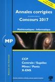 Guillaume Batog et Julien Dumont - MP Mathématiques Informatiques.
