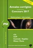 Guillaume Batog et Julien Dumont - PSI Mathématiques Informatique.