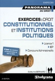 Guillaume Bernard - Exercices : droit constitutionnel et institutions politiques.