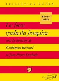 Les forces syndicales françaises.pdf