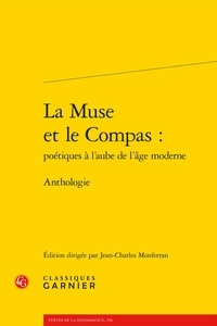 Deedr.fr La Muse et le Compas : poétiques à l'aube de l'âge moderne - Anthologie Image