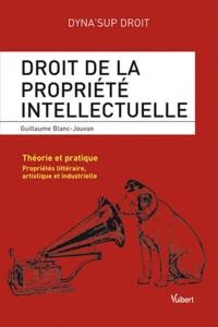 Guillaume Blanc-Jouvan - Droit de la propriété intellectuelle.