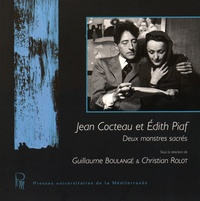 Jean Cocteau et Edith Piaf - Deux monstres sacrés.pdf