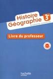 Guillaume Boulat et Mathilde Marguerit-houte - Histoire Géographie 3e - Livre du professeur.