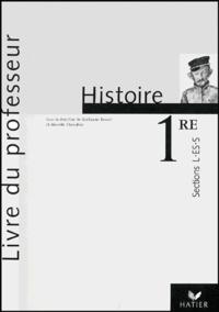Guillaume Bourel et Marielle Chevallier - Histoire 1e L-ES-S - Livre du professeur.