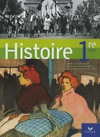 Guillaume Bourel et Marielle Chevallier - Histoire 1e L-ES-S.