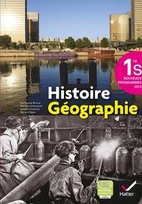 Guillaume Bourel et Marielle Chevallier - Histoire géographie 1e S.