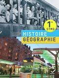 Guillaume Bourel et Marielle Chevallier - Histoire géographie, 1re STMG.