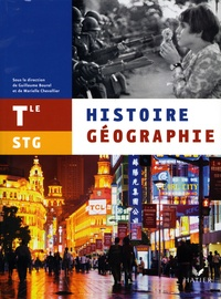 Guillaume Bourel et Marielle Chevallier - Histoire Géographie Tle STG.