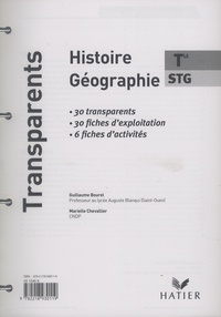 Goodtastepolice.fr Histoire Géographie Tle STG - Transparents Image