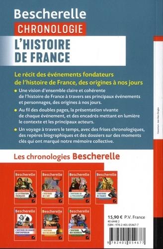 L'histoire de France. Des origines à nos jours  Edition 2019