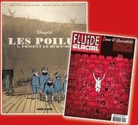 Guillaume Bouzard - Les poilus frisent le burn-out - Avec 1 magazine anniversaire offert.