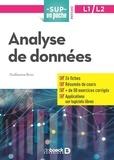 Guillaume Broc et Benjamin Caumeil - Analyse de données Psycho L1/L2.